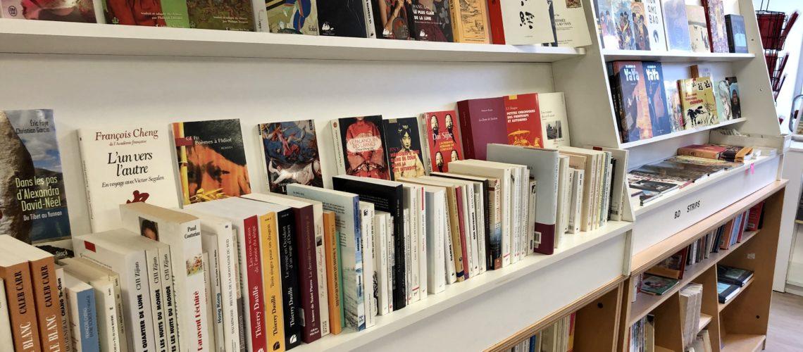 Librairie sur la Chine
